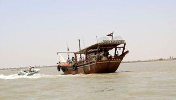 محموله سوخت قاچاق در آبهای بوشهر کشف شد