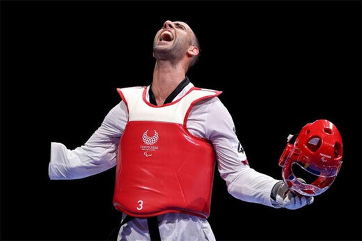 سیزدهمی کاروان ایران در پایان روز دهم پارالمپیک + عکس