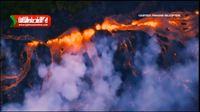 آتش فشان هاوایی دوباره فوران کرد +فیلم