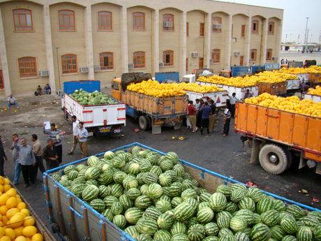 افزایش صادرات مواد غذایی و کشاورزی به عراق