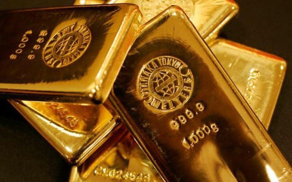 قیمت اونس جهانی طلا ثابت ماند