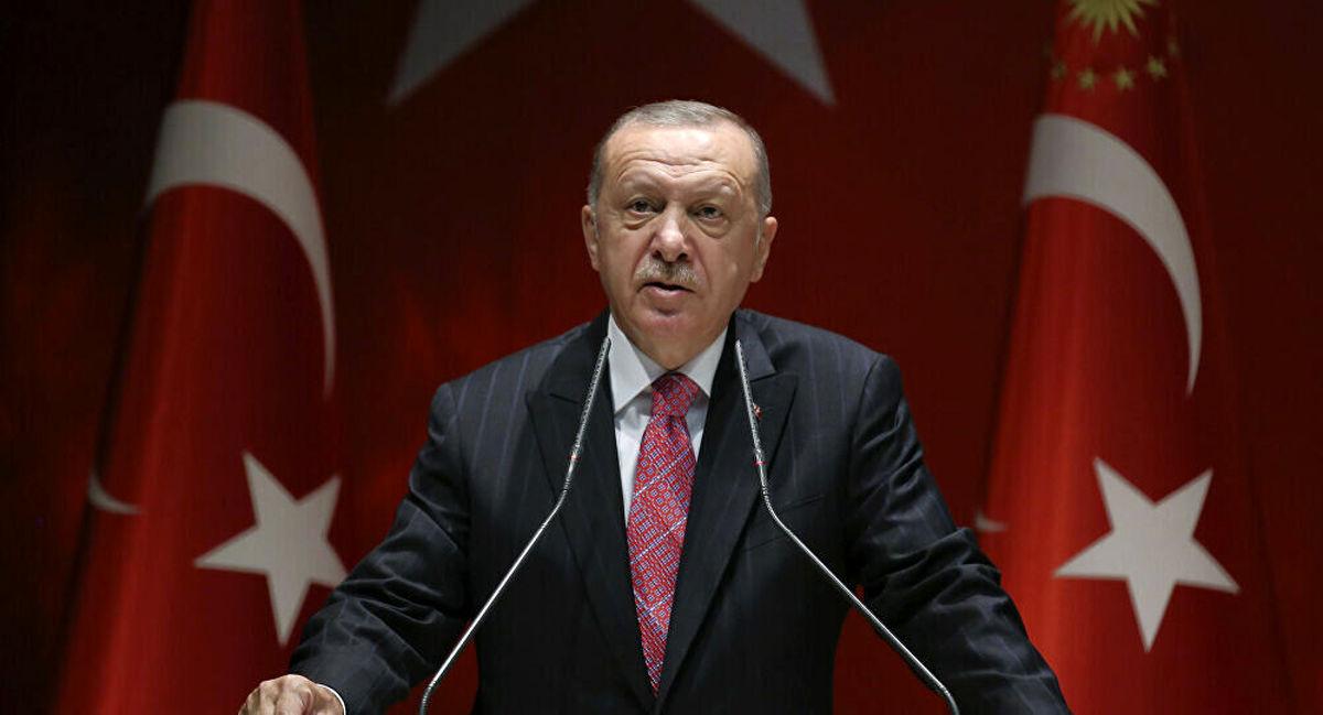 درخواست اردوغان برای رفع تحریمهای ایران