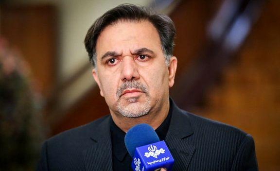 پاسخ وزیر راه به اظهارات یک کاندید ریاست جمهوری
