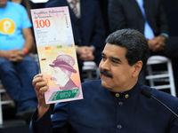 به جای ۳صفر، ۵صفر از پول ونزوئلا حذف خواهد شد