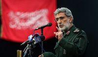 سردار قاآنی: با تمام قوا برای انتقام شهید فخریزاده همپیمان میشویم