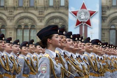 رژه روز پیروزی