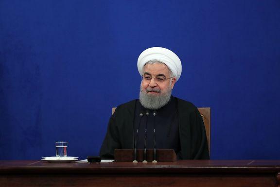 روحانی: حمایت از هر پژوهشی که در مقابله با آلودگی هوا و مدیریت منابع آبی کمک کند؛ اولویت دولت است/ معیار پژوهش، صنعتی شدن و تصرف بازار است
