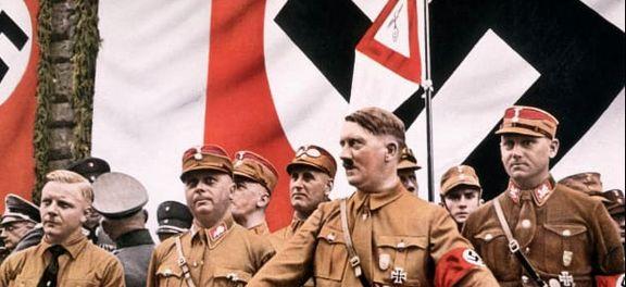 داستان عجیب و غریب حزب نازی
