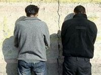 زورگیران چیتگر دستگیر شدن