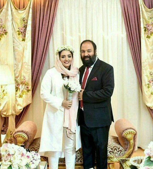 ازدواج دو هنرمند محبوب کشور +عکس