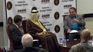 مناظره داغ موسویان و ترکی الفیصل درباره ایران و عربستان