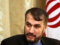 امیرعبداللهیان: اخبار واکنش ایران بهزودی در آمریکا شنیده خواهد شد