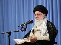 رهبر معظم انقلاب: تا آمریکا توبه نکند،هیچ مذاکرهای اتفاق نمیافتد +فیلم