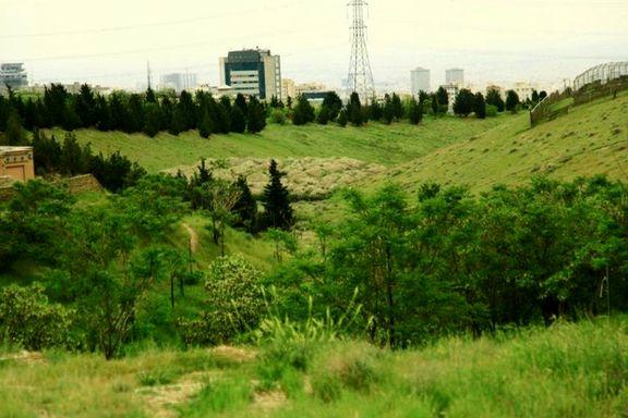 ورود خودرو به پارک طبیعت پردیسان ممنوع شد