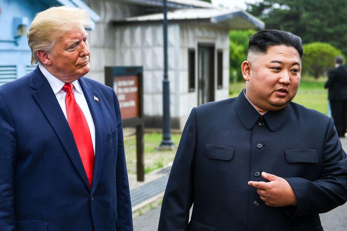 تنش بین ترامپ و کیم جونگ اون رو به افزایش است؟