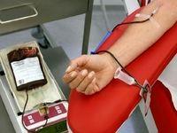 کاهش ذخایر خونی در سراسر کشور