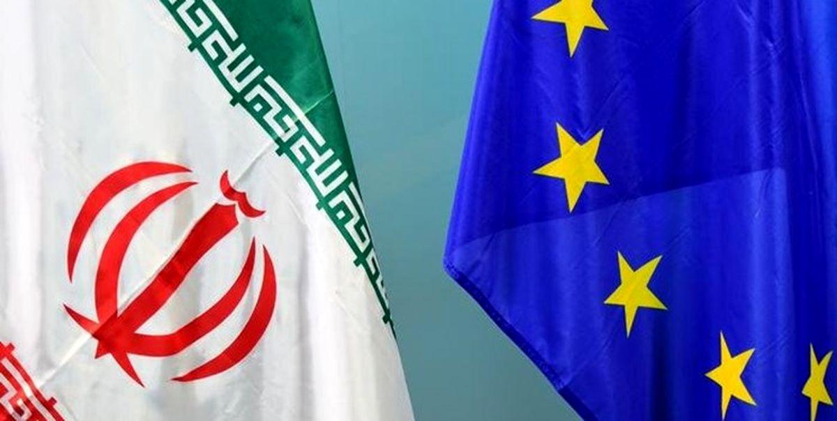 افت ۱۰درصدی مبادلات تجاری ایران و اروپا