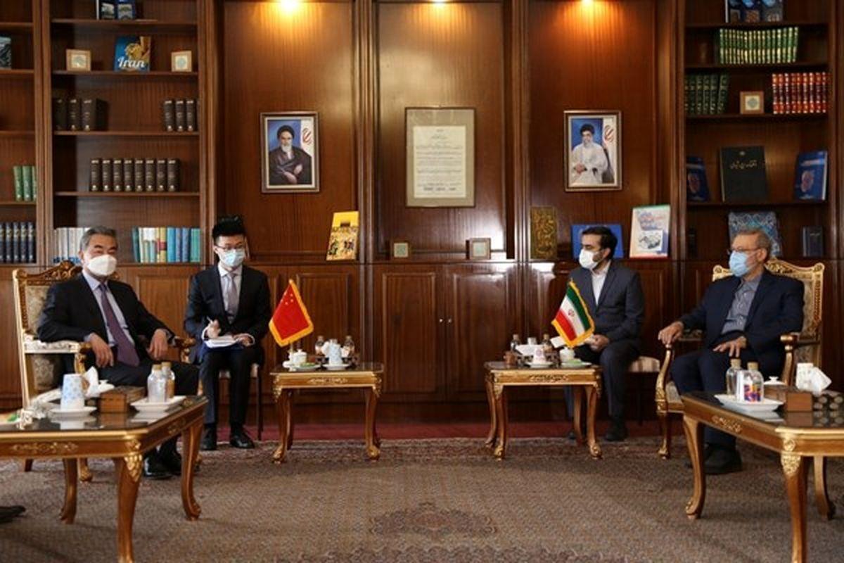 روابط چین با ایران دائمی و استراتژیک است
