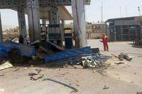 انفجار مخازن CNG بعد از سهمیه بندی بنزین افزایش یافت
