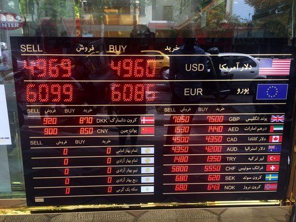 برخورد قانونی با خرید و فروش غیر قانونی ارز