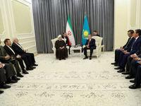 روابط تهران - آستانه دوستانه است/ ظرفیتهای ترانزیتی ایران و قزاقستان مکمل یکدیگر است