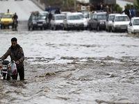 مرگ دو نفر در پی بارشهای سیلابی