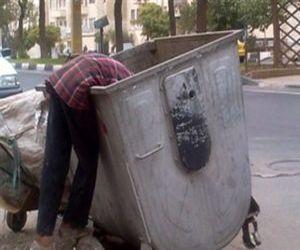 مردمآزاری در روز روشن؛ انداختن پسری در سطل زباله
