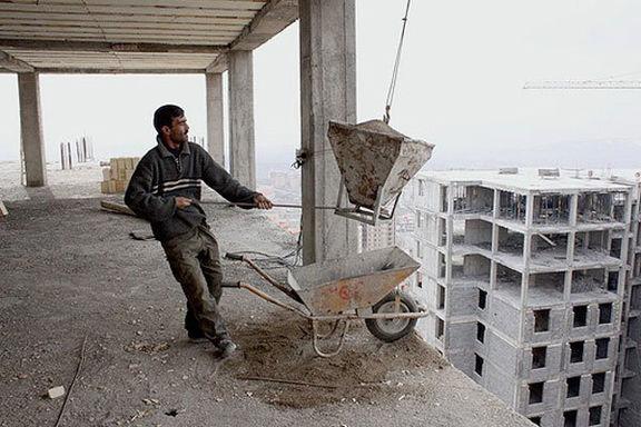 نابسامانی بیمه کارگران ساختمانی