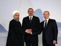 علیاف: میان آذربایجان، روسیه و ایران دالان انرژی برق فعال است