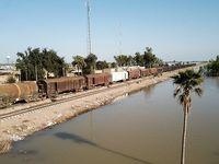 سیل شدید در خوزستان حالت فوق العاده ایجاد کرد