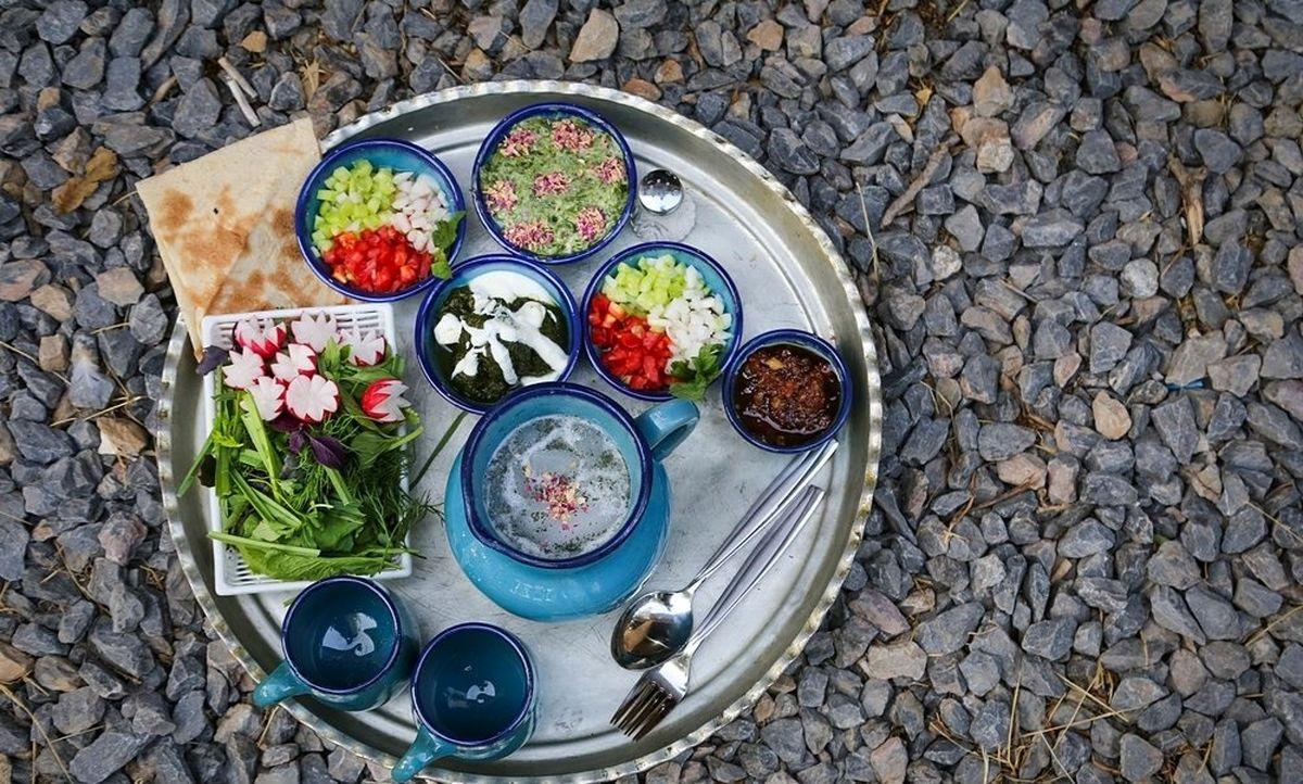 چه رفتارهایی پس از ناهار و شام غدقن است؟
