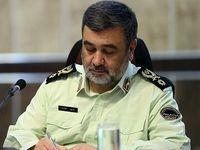 فرمانده ناجا: خاوری را میتوانیم یکهفتهای بازداشت کنیم