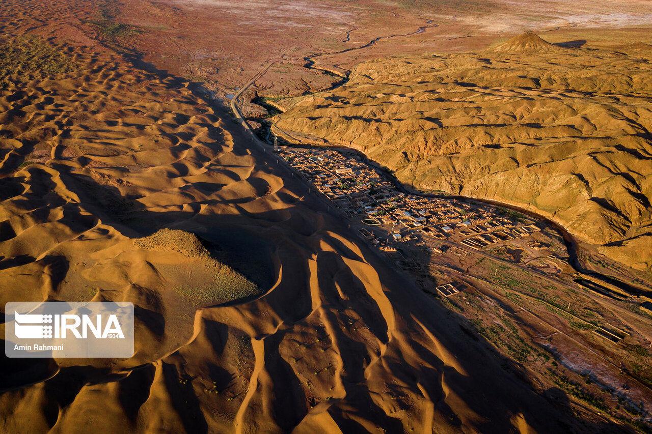 کویر رضا آباد