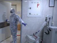 مرکز قرنطینه بیماران مشکوک به کرونا در تهران +تصاویر