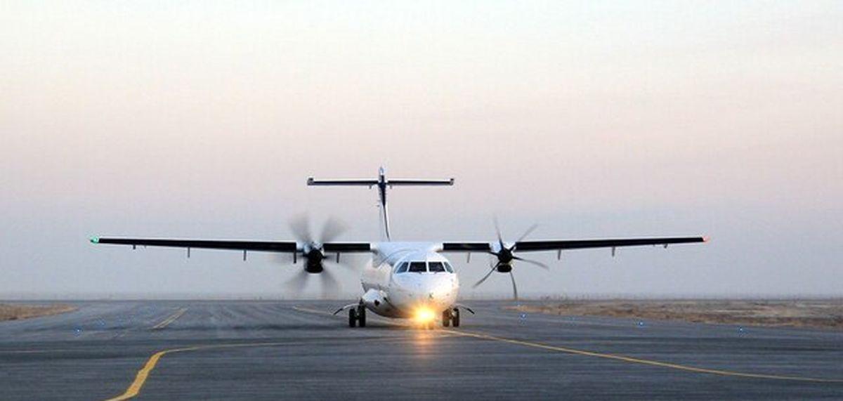 جزئیات آتش گرفتن بنزین در موتور هواپیمای دزفول