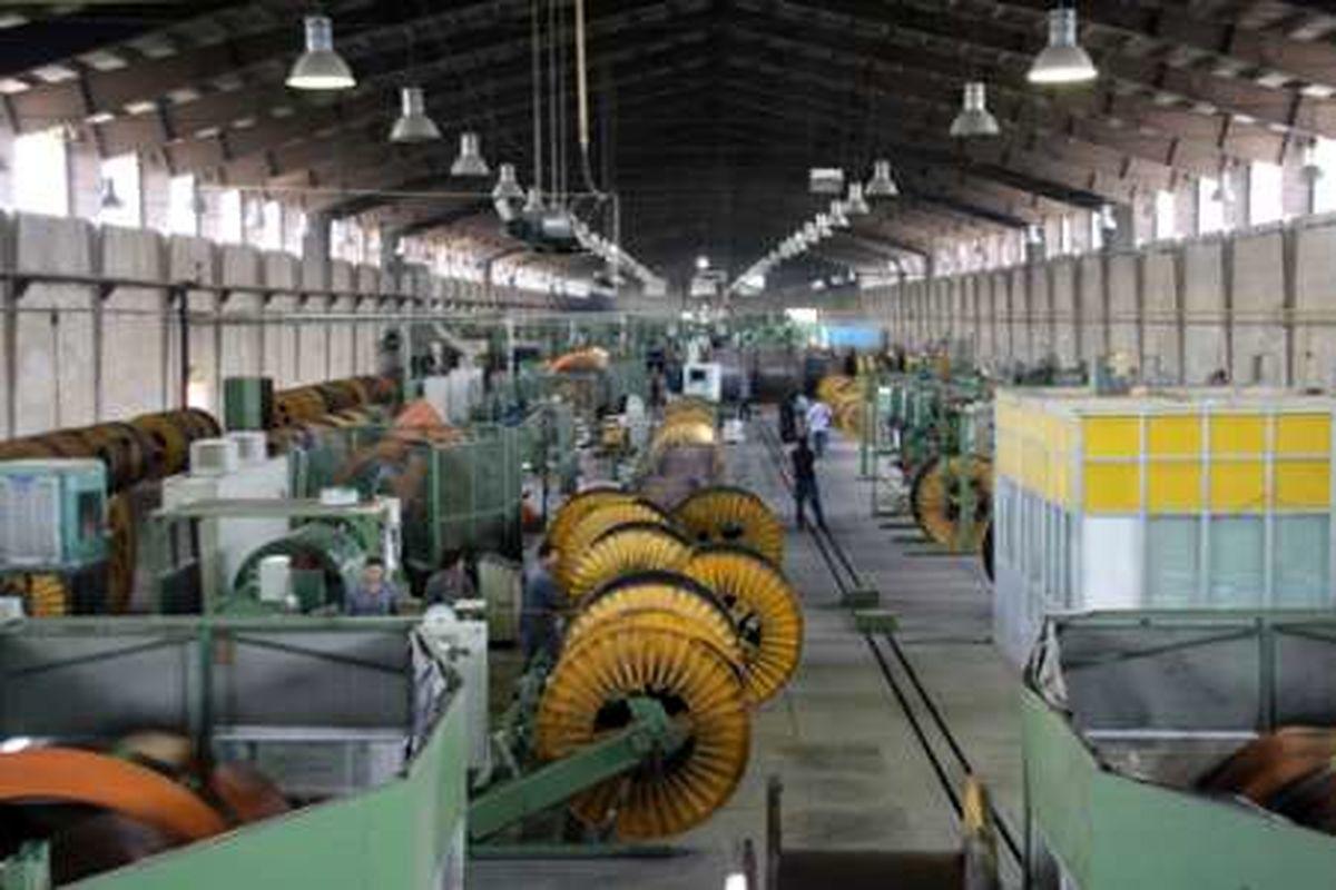 70 درصد واحدهای صنعتی فعال شد