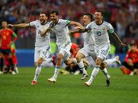 حذف غیر منتظره اسپانیا از جام جهانی