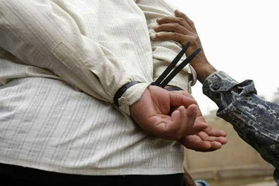 دستگیری قبل از اقدام به قتل همسر