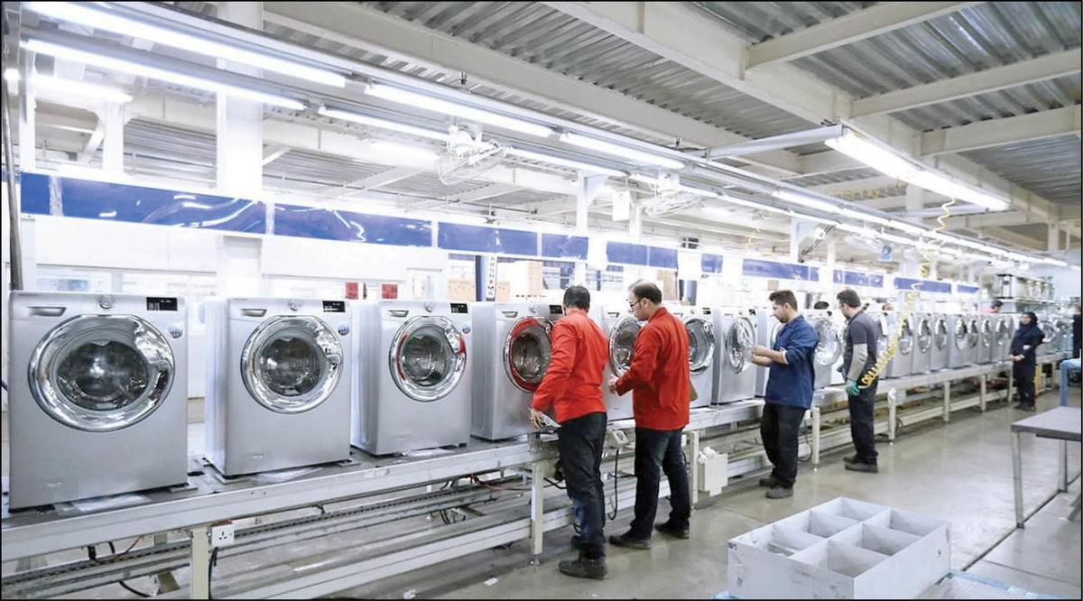 واردات سازمان یافته قطعات و مونتاژ لوازم خانگی کرهای