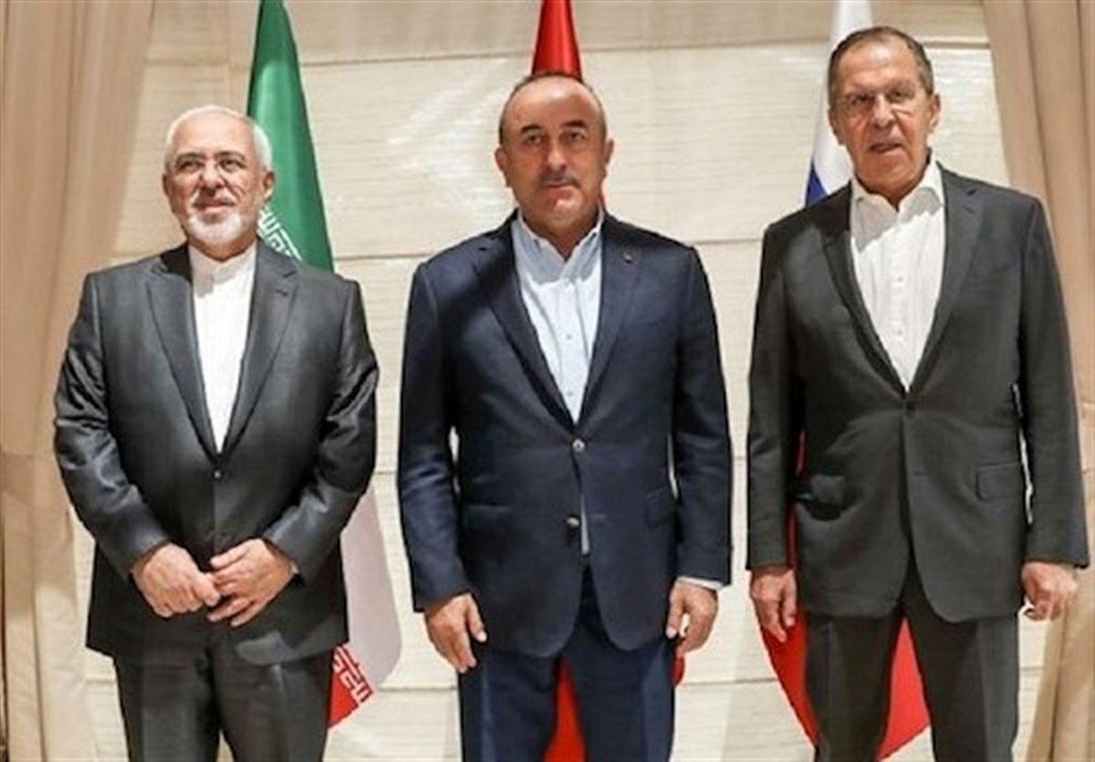 سوئیس میزبان نشست وزرای خارجه ایران، روسیه و ترکیه درباره سوریه