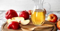 ۵فایده مصرف سرکه سیب هنگام صبح