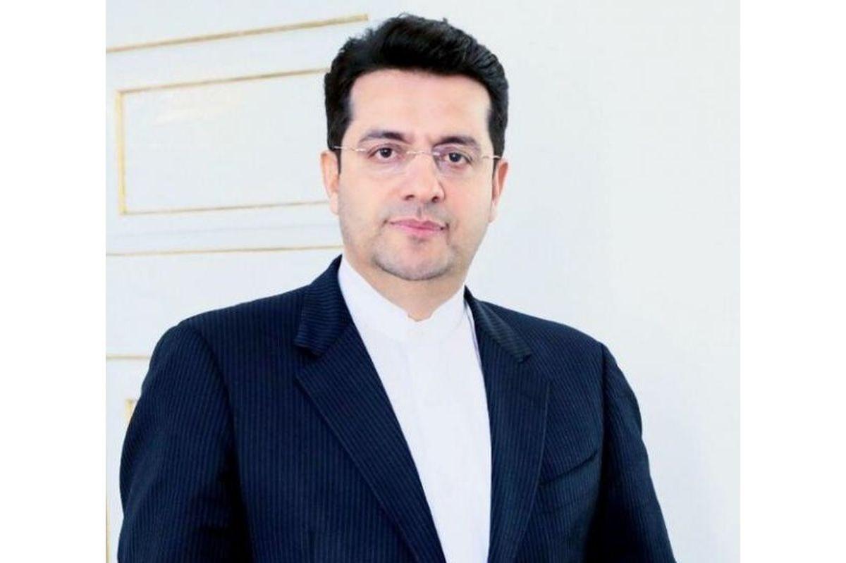 تسلیت سخنگوی وزارت خارجه ایران به دولت و ملت عراق