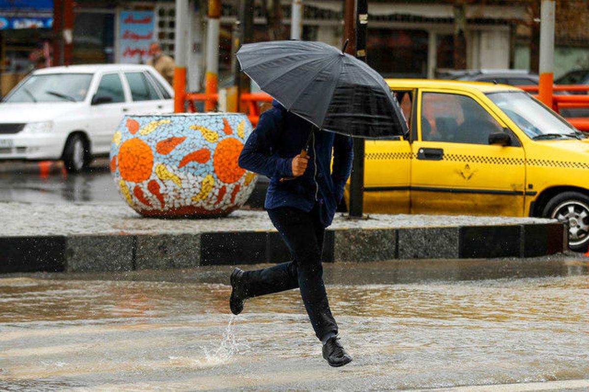 آماده باش مدیریت بحران به ۱۷استان برای برف و باران
