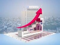 حجم منابع بانک صادرات ایران از یک هزار و ٥٨٨ هزار میلیارد ریال گذشت/ افزایش ٥٠ درصدی منابع ارزانقیمت بانک