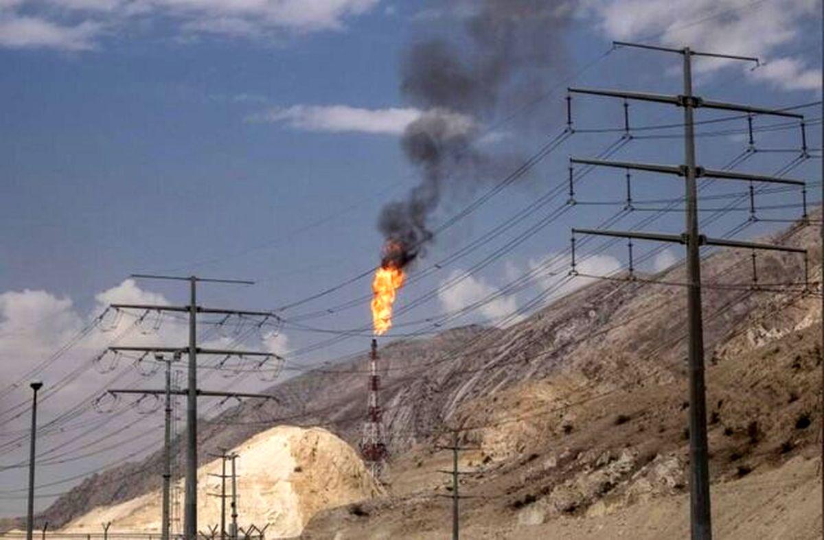 کاهش ۲.۶ گیگاوات تولید برق عراق