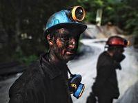 معدن زمستانیورت یک سال بعد از انفجار +عکس