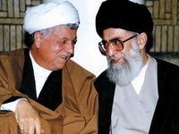 رهبر انقلاب، بر پیکر آیتالله هاشمی رفسنجانی نماز میخوانند
