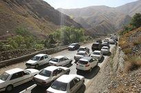 محدودیت تردد در جادههای برون شهری