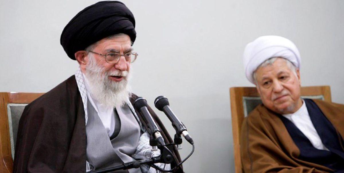 تذکر رهبر معظم انقلاب درباره مذاکره با آمریکا / هاشمی: رهبری استدلال هایی دارد که جوابی برایش نداریم