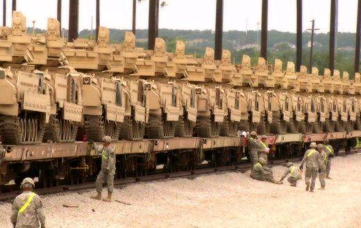 سایه نظامی واشنگتن بر پکن قوت گرفت